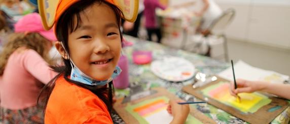 Child Art Program