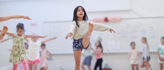 Children's Dance Camp