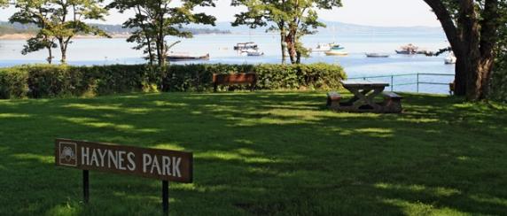 Haynes Park The District Of Oak Bay