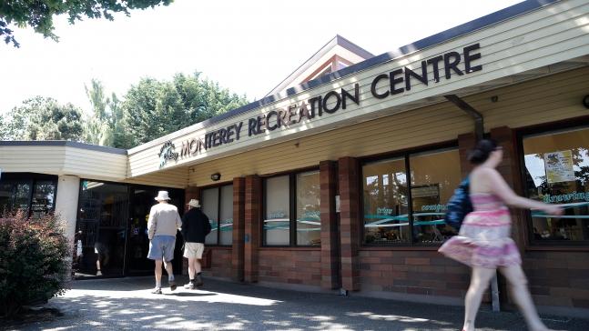 Monterey Recreation Centre Building