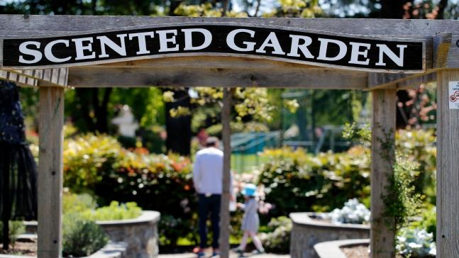Scented Garden, Windsor Park