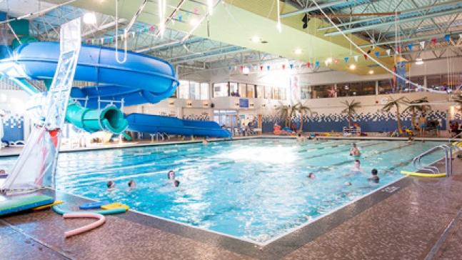 Oak bay recreation centre