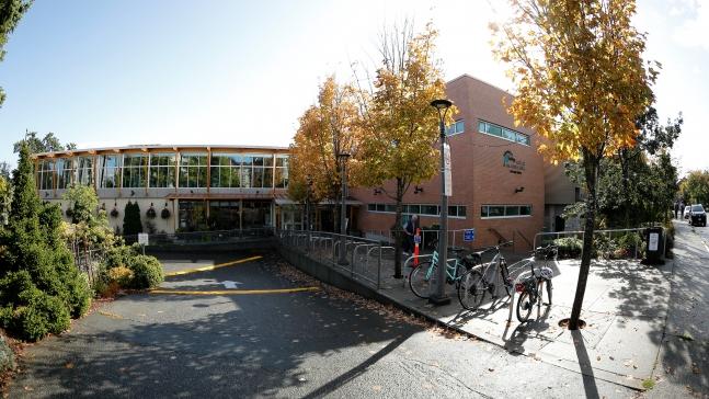 Oak Bay Recreation Centre Building